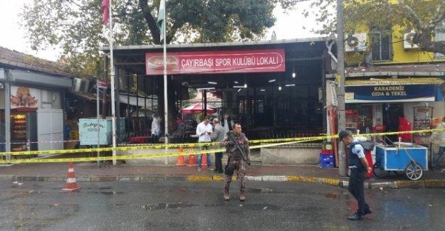 İstanbul'da korsan taksi cinayeti