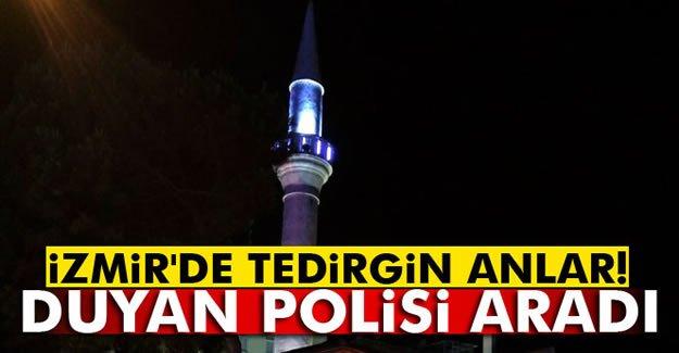 İzmir'de Tedirgin Anlar!