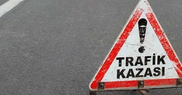 İzmir'de kaza: 8 yaralı