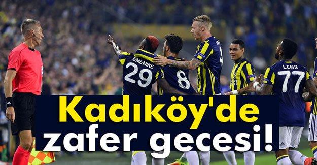Kadıköy'de Zafer Gecesi