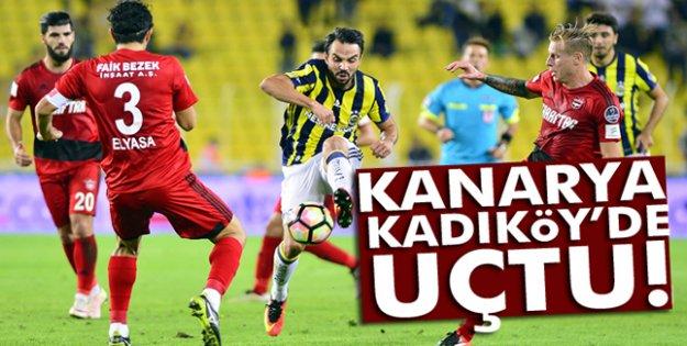Kanarya Kadıköy'de Uçtu!