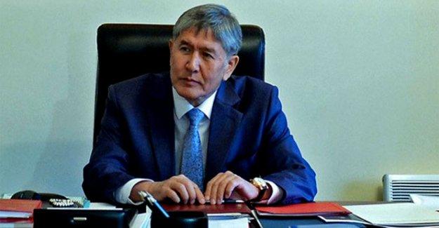Kırgız lider Atambayev tedavisi için Rusya'da