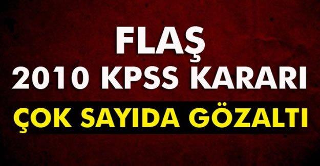 KPPS operasyonu: 17 gözaltı