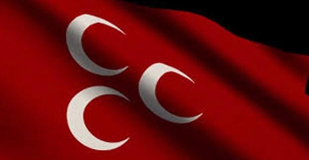 MHP İl Yönetimi Görevden Alındı