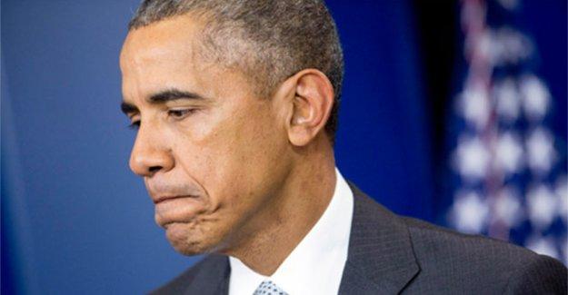 "Obama ""İsrail işgali""ni kabul etti"