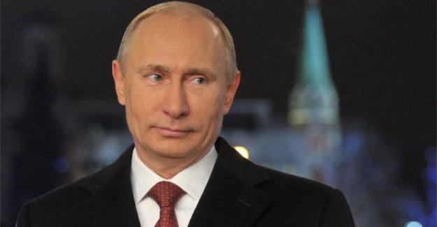 Putin'den önemli Suriye açıklaması