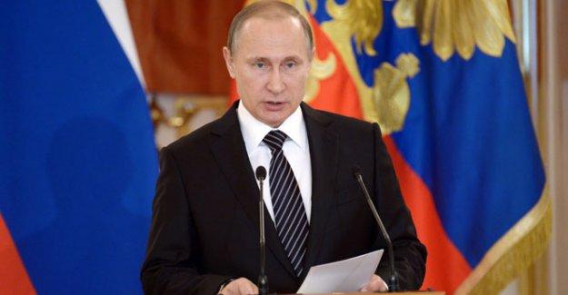 Putin'den istihbaratla ilgili kritik öneri