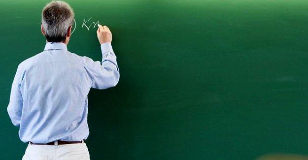 20 Bin Öğretmene Müjdeli Haber