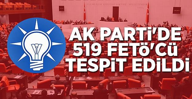 AK Parti Teşkilat Başkanı Ataş'tan parti içindeki FETÖ ile ilgili önemli açıklamalar