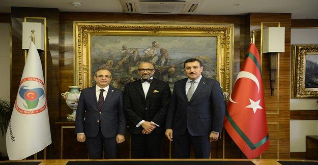 """AK Partili Sürekli : """"Türkiye-Venezuela ilişkileri gelişecek"""""""