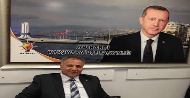 AK Partili Yıldırım Cumhuriyet Bayramını Kutladı