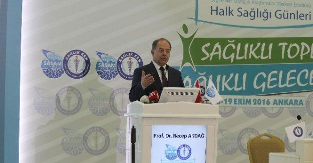 Bakan Akdağ: 'Bu işin peşini bırakmayacağım'