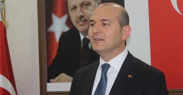 Bakan Soylu: 'Bu menfur saldırılar milletimizi birleştirmektedir'