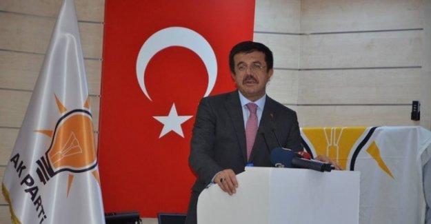 Bakan Zeybekci'den iddialı açıklamalar