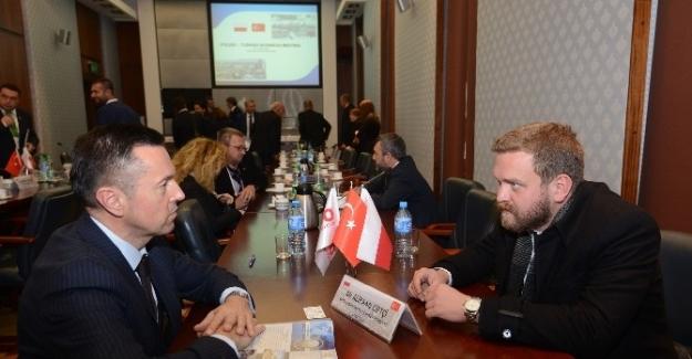 BTSO ve Polonya Ticaret Odası işbirliği protokolü imzaladı