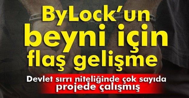 ByLock'un Beyni İçin Flaş Gelişme!