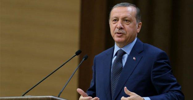 Cumhurbaşkanı Erdoğan'dan YÖK'e kritik atama