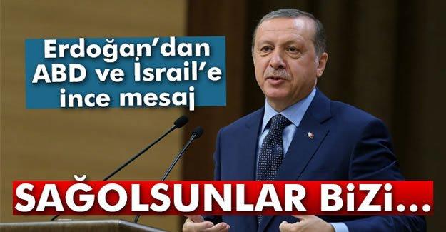 Cumhurbaşkanı Erdoğan: 'Komşularımız bizi mal sahibi yaptı'
