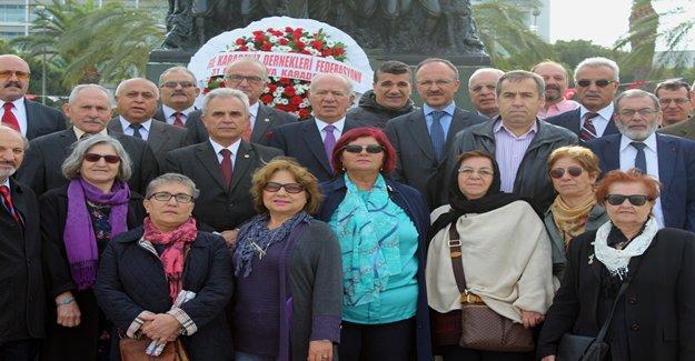 """Ekaf'dan Horonlu """"Dünya Karadeniz Günü"""" Kutlaması"""