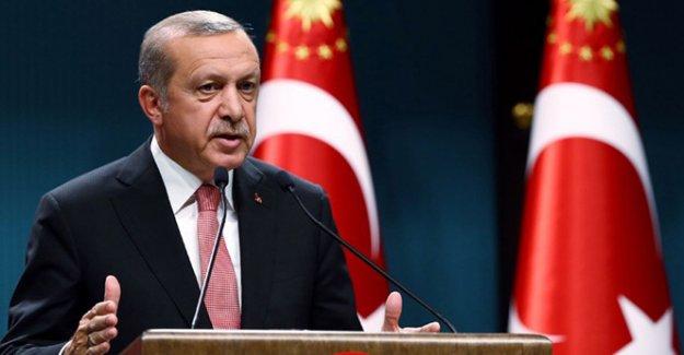 Erdoğan: Şimdi bataklığı kurutma dönemi