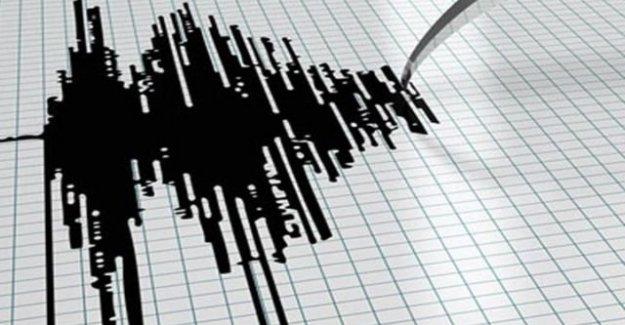 Erzurum'da deprem!