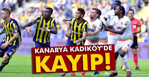 Fenerbahçe'ye bir darbe de Alanya'dan!
