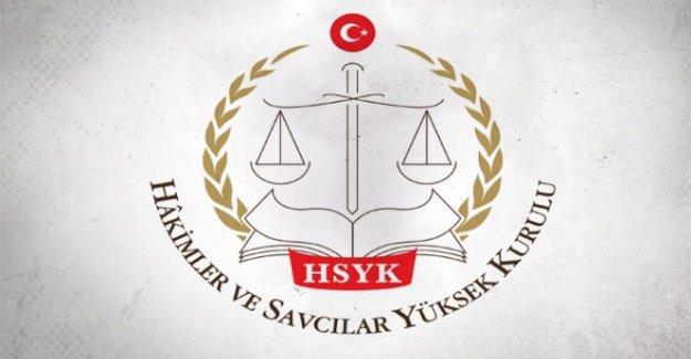 HSYK kararı Resmi Gazete'de yayımlandı