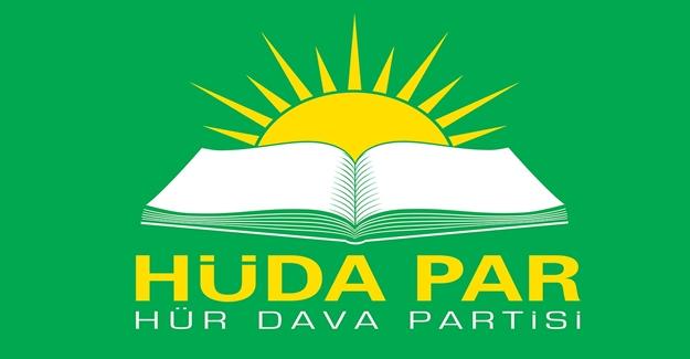 Hüda-Par'dan 6-7 Ekim olayları açıklaması