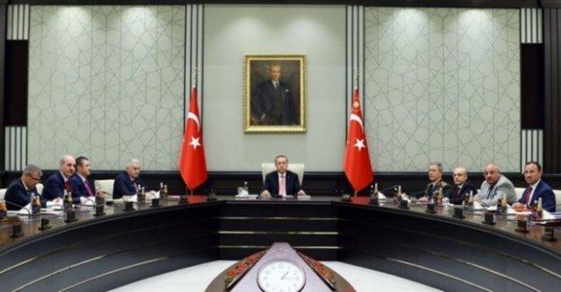 İstanbul'da güvenlik zirvesi başladı