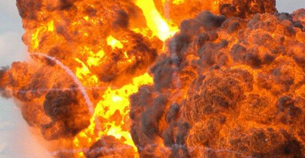 Kabil'de patlama: 4 yaralı