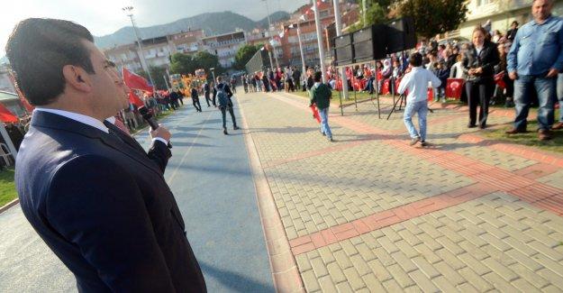 Kemalpaşa'da Cumhuriyet Coşkusu