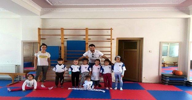 Kemalpaşa'da Spor Okulu Heyecanı