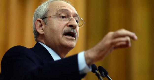Kılıçdaroğlu: 'İzlenimimiz, Bülent Bey'e karşı...