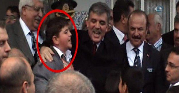 Öldürülen PKK'lı, 7 yıl önce Abdullah Gül ile kucaklaşmış