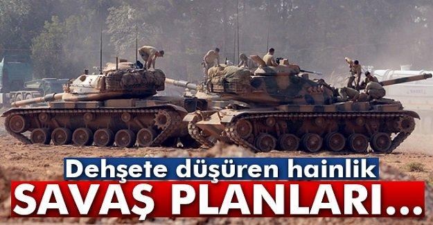 'Savaş planları üçüncü kişilerin eline geçti'