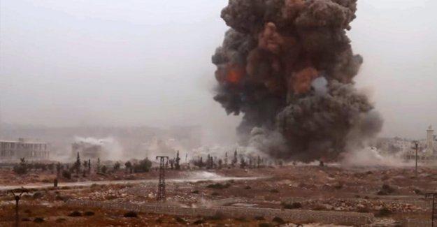 Suriyeli muhaliflerden 'Halep' operasyonu