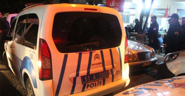 Trabzon'da 300 polisle 'Huzur 61 şok' operasyonu