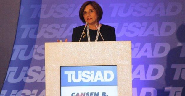 TÜSİAD Başkanı Symes'dan ABD başkanlık seçimi açıklaması