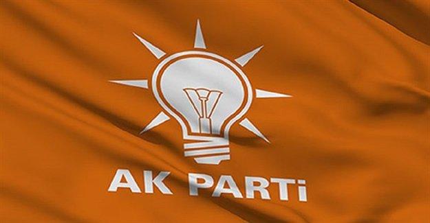 AK Parti İlçe Başkanlığı feshedildi