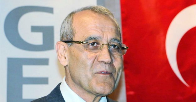 AK Partili eski vekil kalp krizi geçirdi