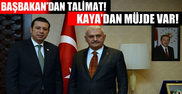 AK Partili Kaya'dan İzmir'e büyük müjde