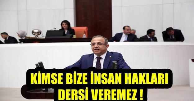 AK Partili Sürekli'den Sert FETÖ Mesajı!