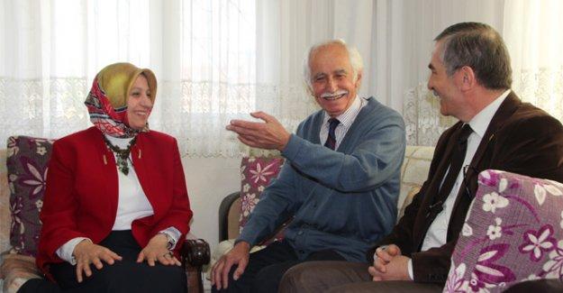 Bakan Avcı'nın ilkokul müdürü o yılları anlattı