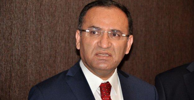 Bakan Bozdağ'dan CHP ve MHP'nin eleştirilerine yanıt