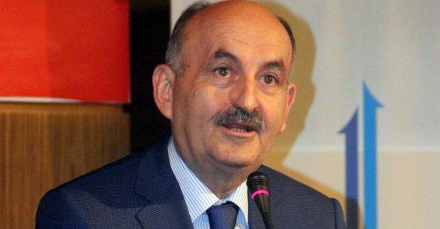 Bakan'dan emekliye promosyon açıklaması