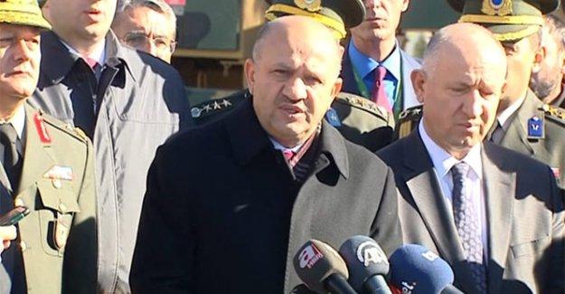 Bakan Işık'tan TSK'ya alınacak personel hakkında açıklama