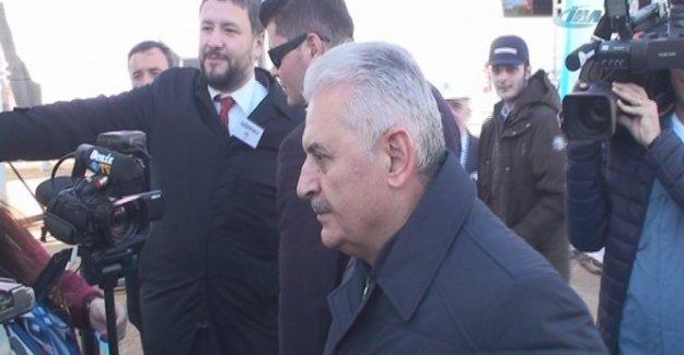 Başbakan'dan gazetecilere 'Maliye Bakanı' esprisi