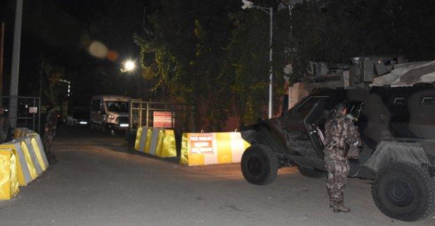Batman'da polis merkezine silahlı saldırı
