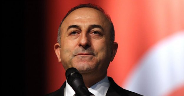 Çavuşoğlu'ndan AB'ye: 'Sen kimsin de Türkiye'yi atıyorsun'