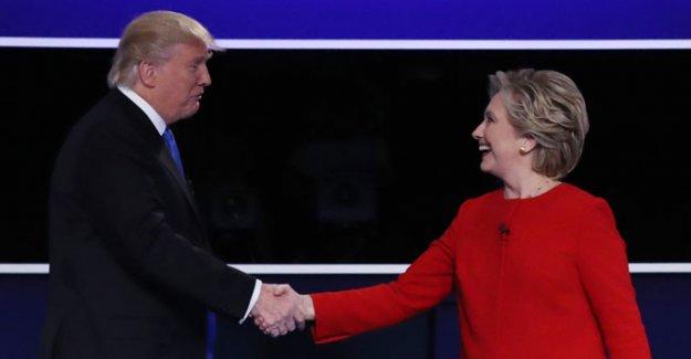 Clinton, Trump'ı aradı